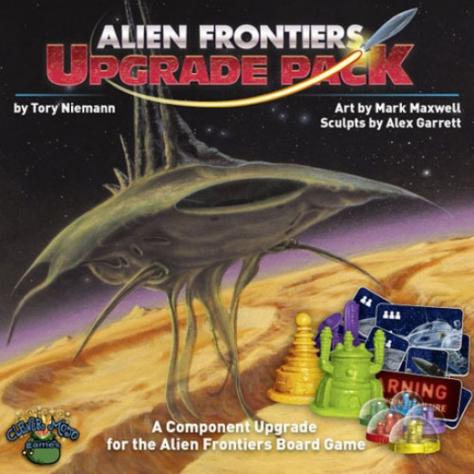 Alien Frontiers Upgrade Pack (1st printing - English version)