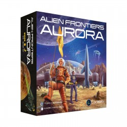 Alien Frontiers: Aurora + free bonus player set