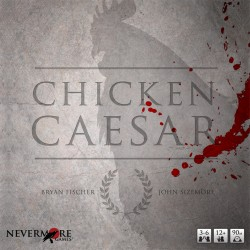 Chicken Caesar + free Fowl Play expansion!