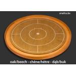 Crokinole standard board (78 cm)