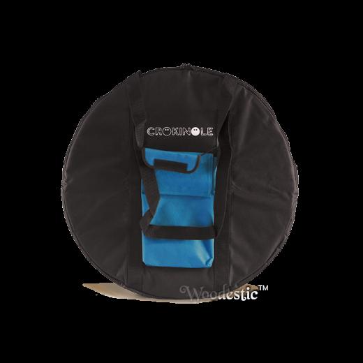 Mini crokinole transport bag
