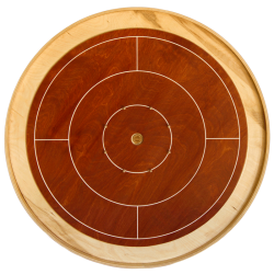 Crokinole cherry mini board (62 cm)